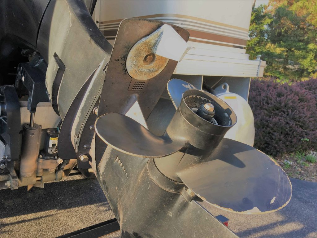 boat propeller - how our boat trouble can help you reach your goals